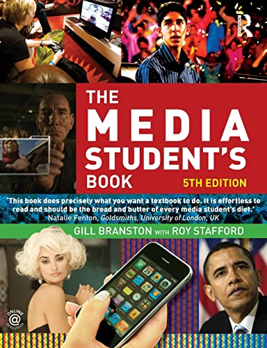 The Media Student's Book, Stafford, Roy; Branston, Gill