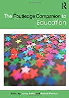 The Routledge companion to education by…