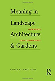 Meaning in Landscape Architecture and…