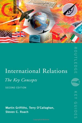 PDF] International Relations: The Key Concepts (Routledge
