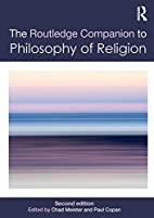 The Routledge Companion to Philosophy of…