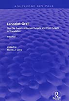 Lancelot-Grail: 5 Volumes (Routledge…