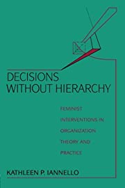 Decisions Without Hierarchy: Feminist…