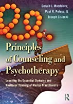 Principles of Counseling and Psychotherapy:…