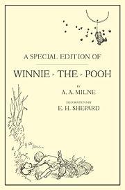 Winnie the Pooh – tekijä: A.A. Milne
