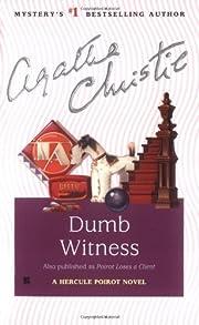 Dumb Witness (Hercule Poirot) by Agatha…
