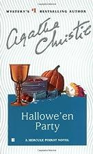 Hallowe'en Party by Agatha Christie