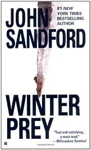 Winter Prey – tekijä: John Sandford