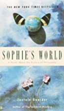 Sophie's World: A Novel About the History of…