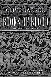 Clive Barker's Books of Blood 1-3 de Clive…