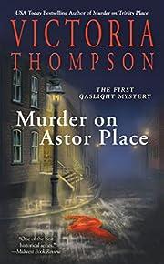 Murder on Astor Place (Gaslight Mystery) por…