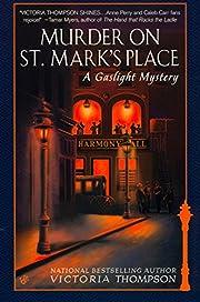 Murder on St. Mark's Place (Gaslight…