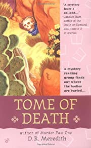 Tome of Death (Reading Group Mysteries) por…