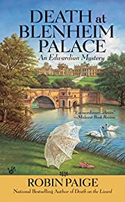 Death at Blenheim Palace (An Edwardian…