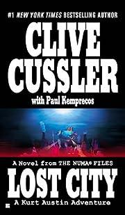 Lost City (The Numa Files) de Clive Cussler