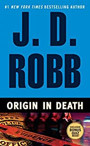Origin in Death av J. D. Robb