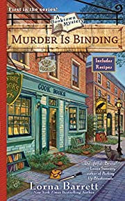 Murder Is Binding af Lorna Barrett