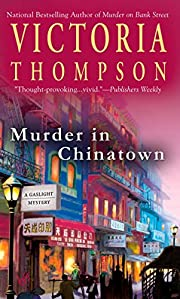 Murder in Chinatown (A Gaslight Mystery) av…
