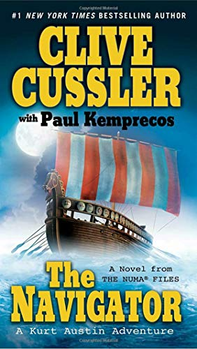 The Navigator (The NUMA Files), Cussler, Clive; Kemprecos, Paul