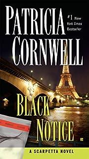 Black Notice: Scarpetta (Book 10) de…