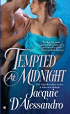 Tempted At Midnight by Jacquie D'…
