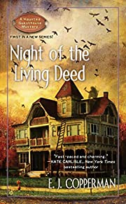Night of the Living Deed af E. J. Copperman