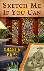 Sketch Me If You Can by Sharon Pape