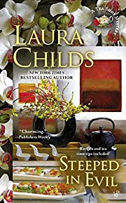 Steeped in Evil (A Tea Shop Mystery) af…
