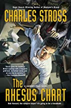 The Rhesus Chart by Charles Stross