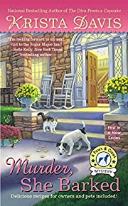 Murder, She Barked: A Paws & Claws Mystery…