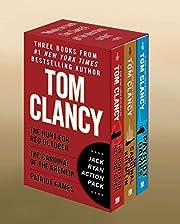 Tom Clancy's Jack Ryan Boxed Set (Books…