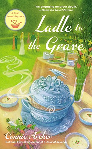 Book Cover - Ladle to the Grave