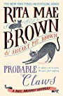 Probable Claws: A Mrs. Murphy Mystery - Rita Mae Brown