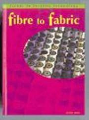 Fibre to fabric por Hazel King