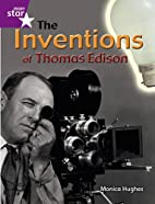 The Inventions of Thomas Edison (Rigby Star)…