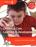 S/NVQ Level 3 Children's Care, Learning and Development: Candidate Handbook (S/NVQ Children's Care  Learning and Development) Book