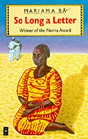 So Long a Letter (African Writers Series) de…