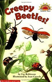 Creepy Beetles Hello Reader! , Science,…