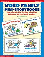 Word Family Mini-Storybooks: Reproducible…