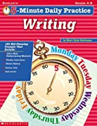 5-Minute Daily Practice: Writing (Grades…