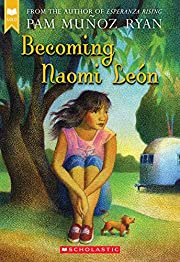Becoming Naomi León av Pam Muñoz…