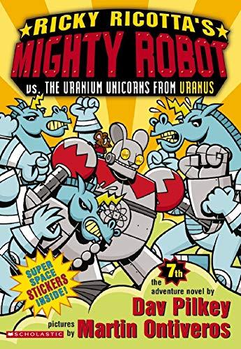 Mighty Robot Vs The Uranium Unicorns From Uranus Lexile