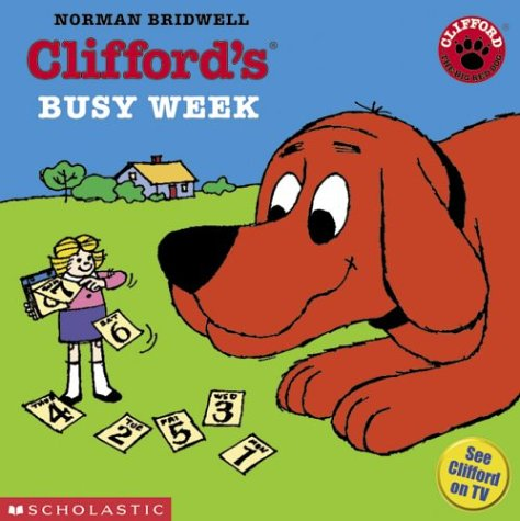 Clifford's Busy Week