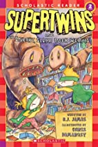 Supertwins and the Sneaky, Slimy Book Worms…