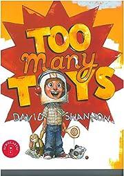 Too Many Toys de David Shannon