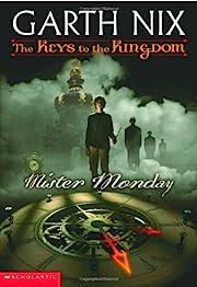 Mister Monday (Keys to the Kingdom, Book 1)…