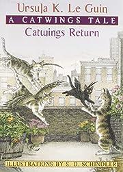 Catwings Return de Ursula K. Le Guin