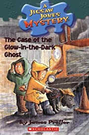 The Case of the Glow-in-the-Dark Ghost…