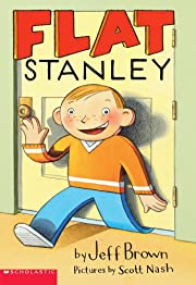 Flat Stanley af Jeff Brown