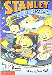 Stanley in Space (Stanley #3) by Jeff Brown